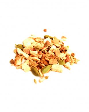 TEA TOTAL HERBAL TEA AYURVEDIC ANITI STRESS(袋入り100g)見る