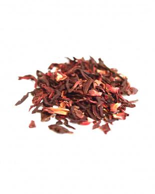 TEA TOTAL HERBAL TEA PURE HIBISCUS FLOWER(袋入り100g)見る