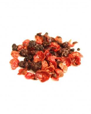 TEA TOTAL FRUIT TEA BERRY PEACH CRUMBLE(袋入り30g)見る
