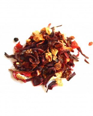 TEA TOTAL FRUIT TEA MANGO MAGIC ORGANIC(袋入り30g)見る