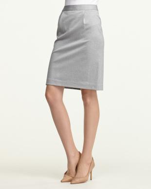 グレー  サラクールファインタイトスカート見る