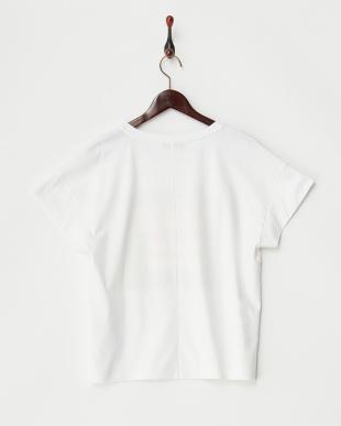 ホワイト DUEMILA Tシャツ見る