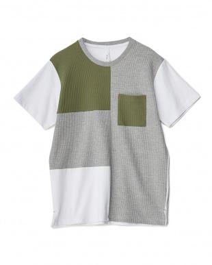 M.GRAY  サーマルブロッキングTシャツ見る
