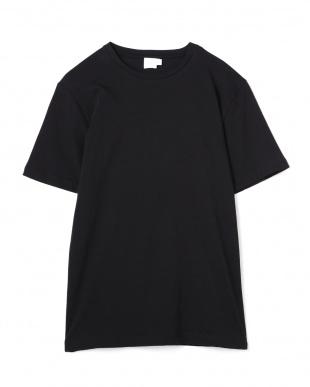 ブラック Middle Weight Jersey Tシャツ|WOMEN見る