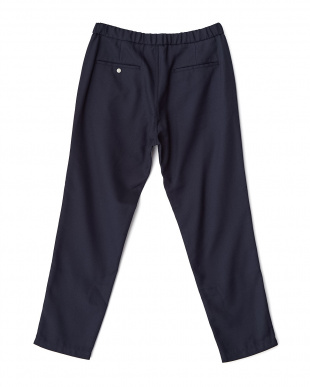 Navy  City Easy Trousers DOORS見る