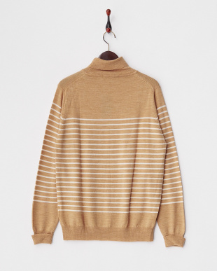 CAM×OFF  Washable Wool Turtle Knit DOORS見る