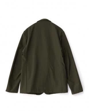Olive  Micro Fleece Mountain JKT Mt Design 3776見る