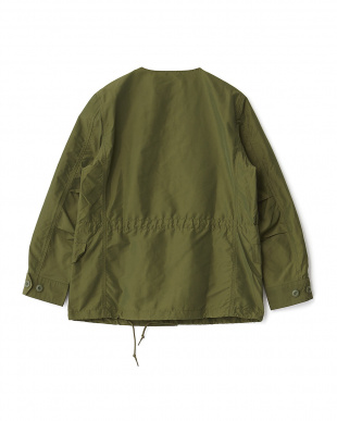 OLIVE ALPHA INDUSTRIES 別注 FIELD JACKET DOORS見る