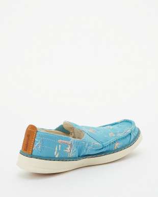 Maui Blue Harbor Print キャンバス HKSTHC CNVS SLIP ON見る