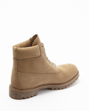 Tan 6 IN PREM BOOT ブーツ見る