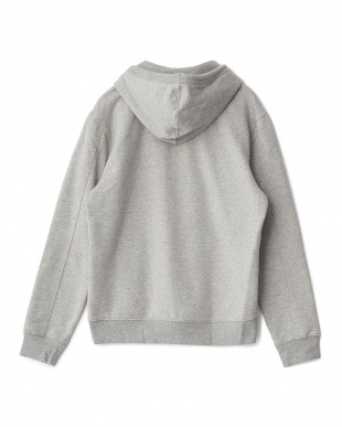 Medium Grey Heather  AF OH LOGO HOOD SWEAT SMU プルオーバーパーカー見る