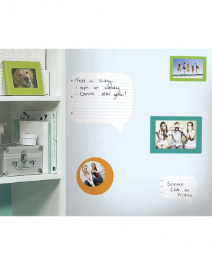 Notepad Dry Erase & Wall Frame見る