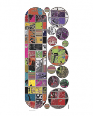 Art of Board Skateboard & Circles見る