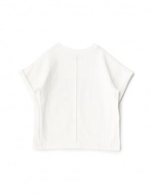 ホワイト  MCDA ロゴTシャツ見る