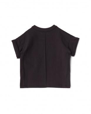 ブラック  MCDA ロゴTシャツ見る