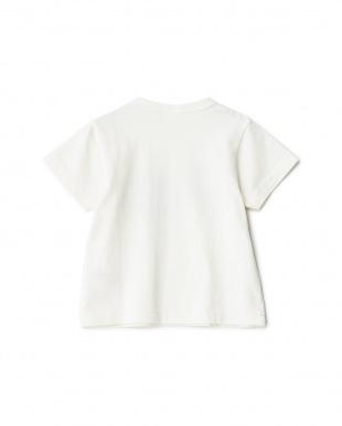 ライトブルー  インセクトシールド ミニチュアロゴTシャツ BABY見る