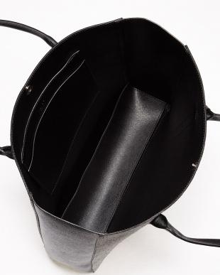ブラック  MADE IN ITALY トートバッグ見る