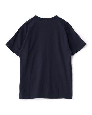 ネイビー  MTV コラボレーションTシャツ見る