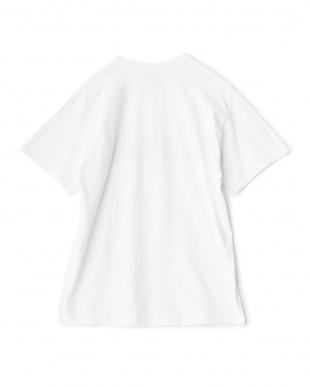 ホワイト  カリフォルニア プリントTシャツ(WHITE)見る