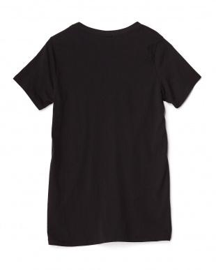 ブラック  ドクロTシャツ見る