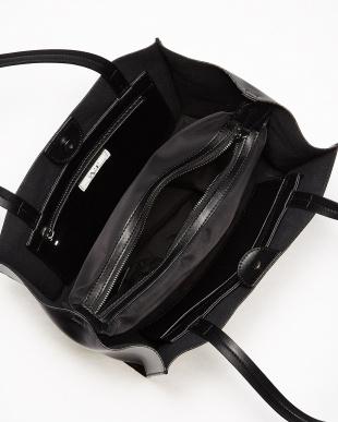 ブラック  バッグインバッグトートバッグ見る