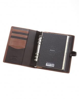 ブラウン ホルボーンヌバック システム手帳 A5サイズ見る