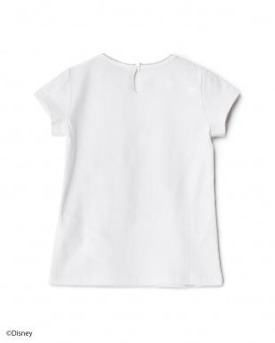 シロ フラワー付きプルートTシャツ見る