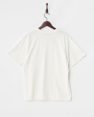 OFF.WHITE  BオーガニックコットンポケTシャツ(半袖)見る