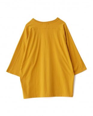 YELLOW  エクストラルーズTシャツ(5分袖)見る