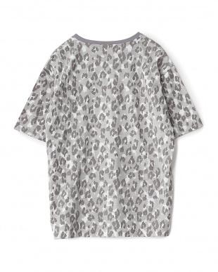 LEOPARD レオパードTシャツ(5分袖)見る
