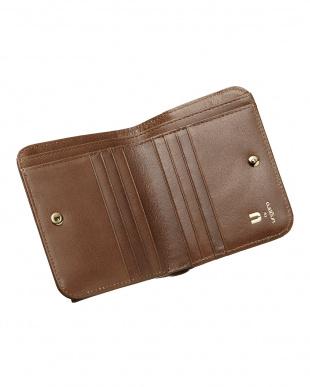 モカ  BOX折り財布見る