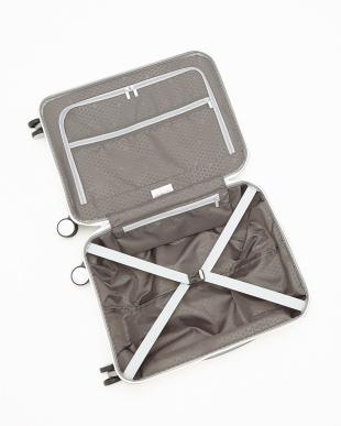 ホワイト  OCTOLITE SPINNER 4輪 55cm スーツケース|UNISEX見る