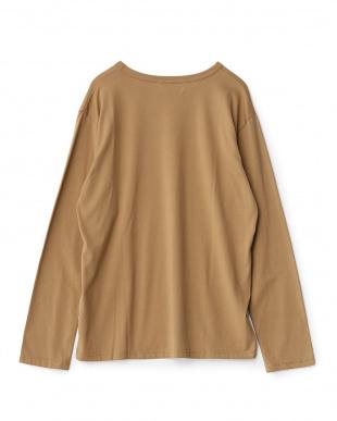 Camel Authentic ロングスリーブTシャツ DOORS見る