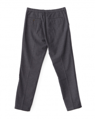 L.Gray  Flannel Easy Trouser DOORS見る
