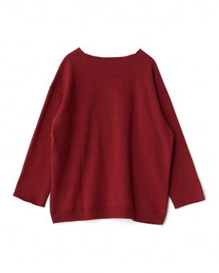 BORDEAUX メンズ /裏毛起毛Tシャツ WH見る
