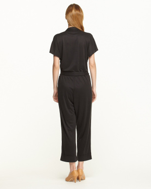 BLACK  UMPIO JUMPSUIT見る