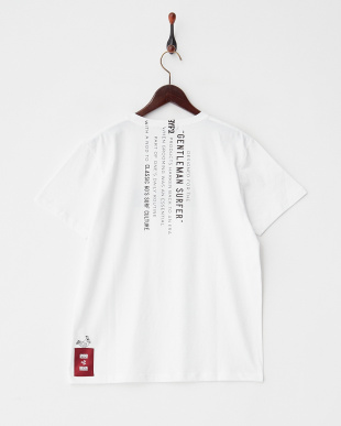 BY ×LOUS T Gentleman Surfer M & ステッカー4Pセット|MEN見る