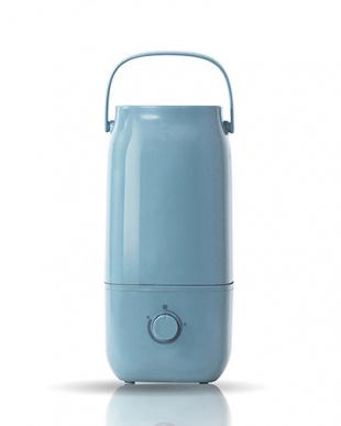 ブルー アロマ 超音波式加湿器見る