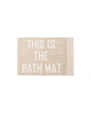 BE  THIS IS THE BATH MAT 35×50見る