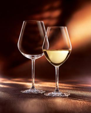 アロマップ フルーティー 350(白ワイン用) 6客セット見る