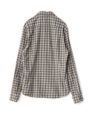 FOREST SHADE  FLIX/S CHECK DAGG ヘリンボーンチェックシャツ見る
