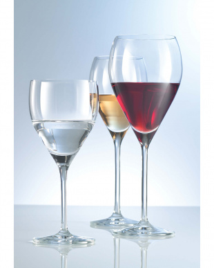 VINAO ワイングラス(赤ワイン)6個セット見る