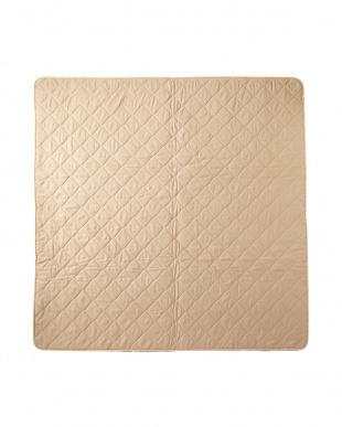 MIX ムートン巻毛 カーペット(正方形) 200×200cm見る