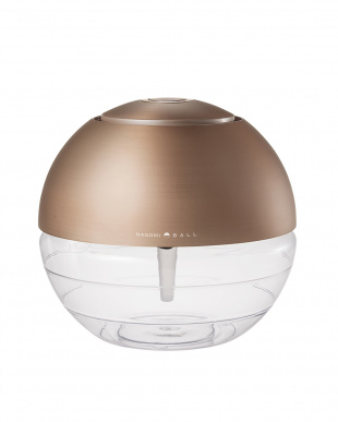 ブロンズ アンティーク調 メタル空気洗浄機「ナゴミ」(L)見る