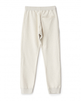 ホワイトオートミール  HEAVY SWEAT PANTS見る