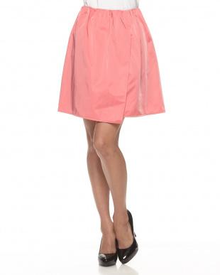 ピンク エテルノツイルスカート見る