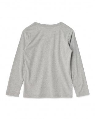 MGY  ロゴプリント 長袖Tシャツ見る