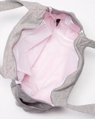 CHA  サガラ刺繍スウェットトートバッグ見る