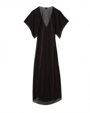 Black Vestaglia . Sleepwear見る