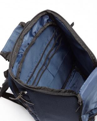 ネイビー  IDP Backpack HOTODOG見る